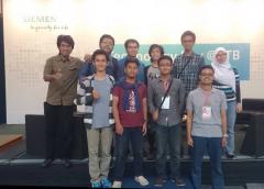 Mahasiswa Teknik Fisika UGM Berhasil Merebut Juara Pertama dalan Kompetisi Nasional PLC ke-6 di ITB